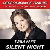 Silent Night (Premiere Performance Plus Track) by Twila Paris
