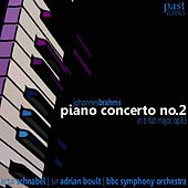 Brahms: Piano Concerto No. 2 by Artur Schnabel