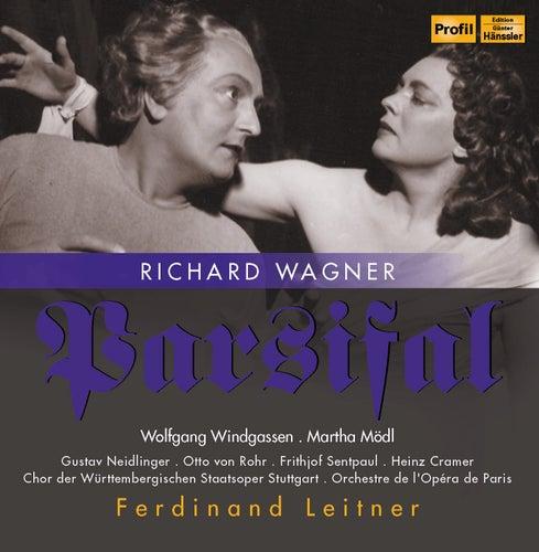 WAGNER, R.: Parsifal [Opera] (Leitner) by Wolfgang Windgassen