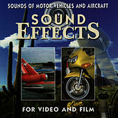 Sounds of Motor Vehicles and Aircraft by Sound Effects