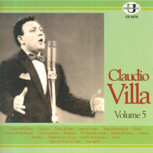 Claudio Villa Vol. 5 by Claudio Villa