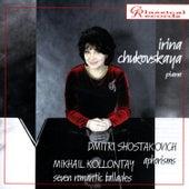 Irina Chukovskaya, Piano by Irina Chukovskaya