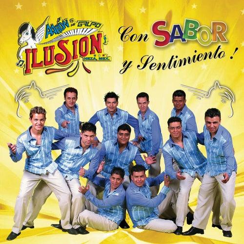Con Sabor y Sentimiento by Aaron Y Su Grupo Ilusion