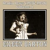 Radio Days (1936-1958), Vol. 1 by Eileen Barton
