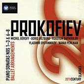 Sergei Prokofiev: Piano Works by Various Artists