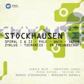 Karlheinz Stockhausen: Spiral 1 & Japan von Karlheinz Stockhausen
