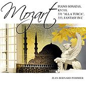 Mozart Piano Sonatas by Jean-Bernard Pommier