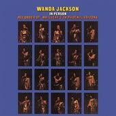 Wanda Jackson In Person by Wanda Jackson