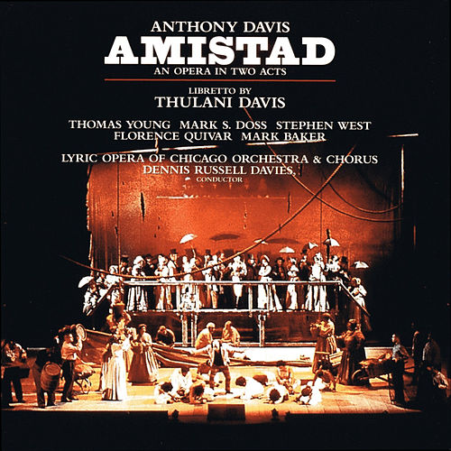 Anthony Davis: Amistad by Anthony Davis