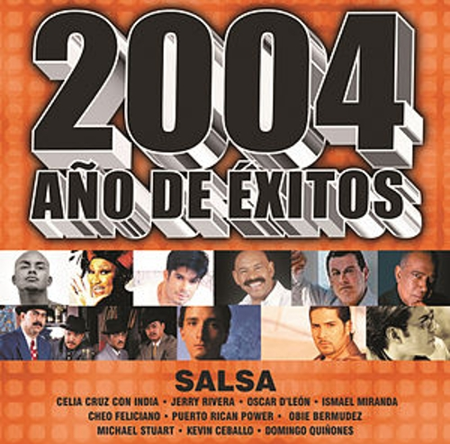 2004 Ano De Exitos: Salsa by Various Artists