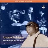 The Music of Cuba / Arsenio Rodríguez, Vol. 4 / Recordings 1950 - 1956 by Arsenio Rodríguez