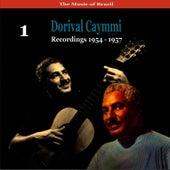 The Music of Brazil / Dorival Caymmi / Recordings 1954 - 1957 by Dorival Caymmi