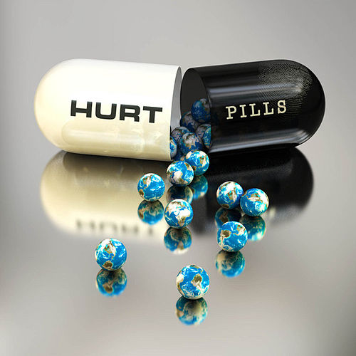 Pills by Hurt