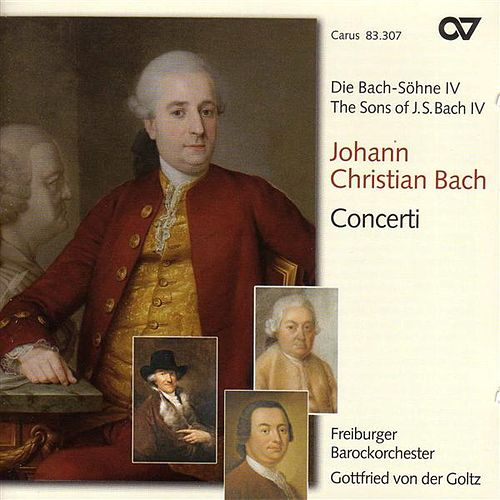 BACH, J.C.: Sons of Bach (The), Vol. 4 - Concertos by Various Artists