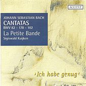 BACH, J.S.: Cantatas, Vol.  3 (Kuijken) - BWV 82, 102, 178 von Various Artists