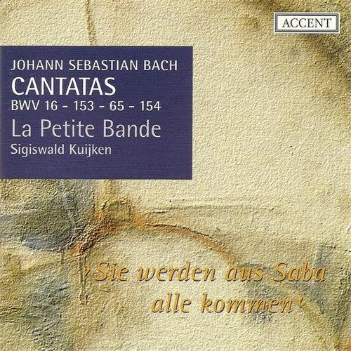 BACH, J.S.: Cantatas, Vol.  4 (Kuijken) - BWV 16, 65, 153, 154 by Jan van der Crabben