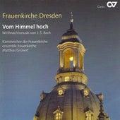 BACH, J.S.: Christmas Music (Dresden Chamber Choir, Dresden Ensemble, Grunert) by Matthias Grunert