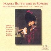 HOTTETERRE, J.: Suites, Opp. 2, 5 (Kuuijken, Kohnen) by Wieland Kuijken