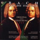 BACH, J.S.: Tilge, Hochster, meine Sunden / Keyboard Concerto, BWV 974 / Languet anima mea (Wessel, Frimmer, Munich Neue Hofkapelle, Brembeck) by Various Artists