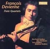 DEVIENNE, F.: Flute Quartets, Opp. 16, 66 (Kuijken, Terakado) by Ryo Terakado