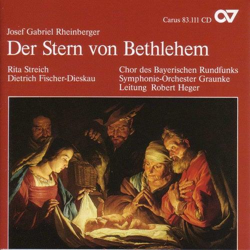 RHEINBERGER, J.G.: Sacred Music, Vol. 1 (Bavarian Radio Chorus, Heger) by Dietrich Fischer-Dieskau