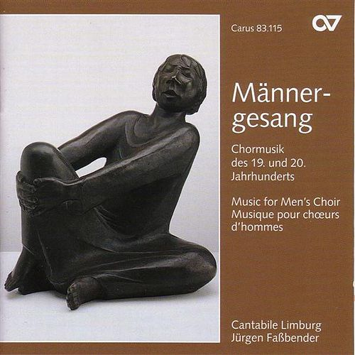Choral Music (19th and 20th Centuries) - ROSSINI, G. / RHEINBERGER, J.G. / GUSTAFSSON, K.-E. / MILHAUD, D. / BRITTEN, B. (Cantabile Limburg) by Jurgen Fassbender
