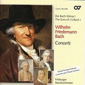BACH, W.F.: Sons of Bach (The), Vol. 1 - Concertos by Various Artists