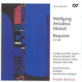 MOZART, W.A.: Requiem in D minor (Bernius) by Michael Volle