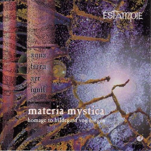 ESTAMPIE: Materia mystica (Homage to Hildegard von Bingen) by Gerlinde Samann