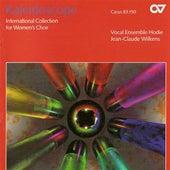 Choral Recital: Hodie Vocal Ensemble - MACHA, O. / CASALS, P. / ZALLAG, A.A. / O'CANAINN, T./ WESSMAN, H. / MANTYJARVI, J. / JONGEN, J. / BUSTON, J. by Jean Claude Wilkens