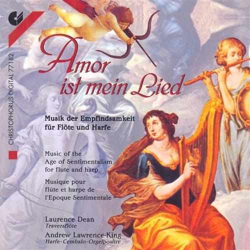Chamber Music - ABEL, C.F. / QUANTZ, J.J. / BENDA, F. / TELEMANN, G.P. / BENDA, G. / KIRNBERGER, J.P. / MUTHEL, J.G. (Amor ist mein Lied) by Laurence Dean