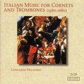 Chamber Music - GABRIELI, G. / TROMBETTI, A. / USPER, F. / PALESTRINA, G.P. / MERULO, C. / TROFEO, R. / GUSSAGO, C. (Concerto Palatino) by Concerto Palatino
