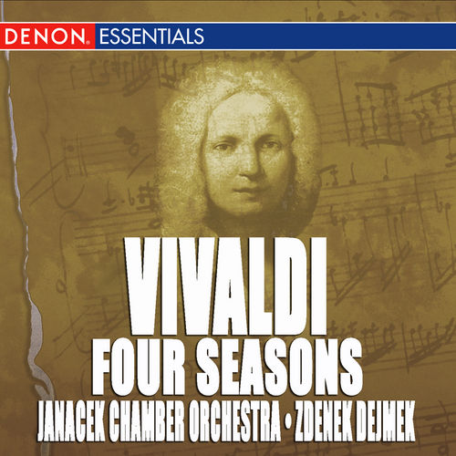 Vivaldi: Four Seasons by Janacek Chamber Orchestra