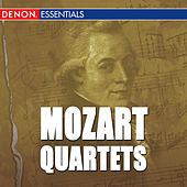 Mozart: Quartets for Flute, Piano, Oboe - K 285, K 370, K 478, K 493 by Various Artists