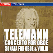 Telemann: Concerto Nos. 18 & 23 - Trio Sonata by Various Artists