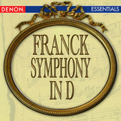 Franck: Symphony in D by Nuremberg Symphony Orchestra