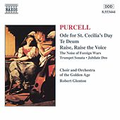 Ode for St. Cecilia's Day / Te Deum von Henry Purcell
