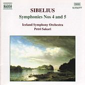 Symphonies Nos 4 and 5 by Jean Sibelius