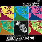 Beethoven: Symphony No. 8 in F by Sydney Symphony