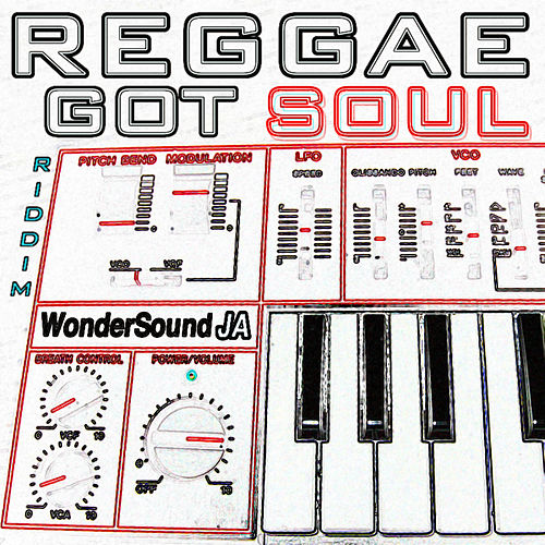 Reggae Got Soul Riddim by Various Artists