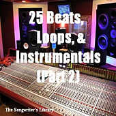 25 Beats, Loops & Instrumentals (Part 2) by The Songwriter's Library
