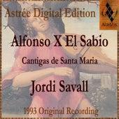 Alfonso X El Sabio - Cantigas De Santa Maria by Jordi Savall