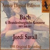 Bach: 6 Brandenburgische Konzerte by Jordi Savall