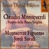 Claudio Monteverdi: Vespro Della Beata Vergine by Jordi Savall