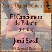 El Cancionero De Palacio by Jordi Savall