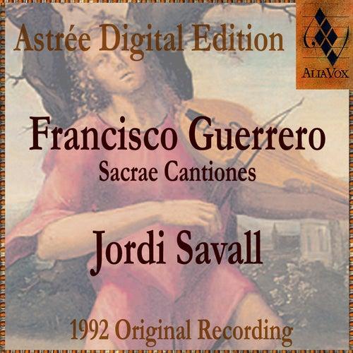 Francisco Guerrero: Sacrae Cantiones by Jordi Savall