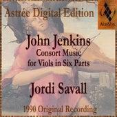 John Jenkins: Consort Music For Viols by Jordi Savall