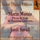 Marin Marais: Pièces De Viole Du Troisième Livre by Jordi Savall