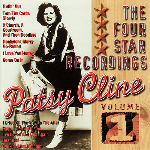 The Four Star Recordings, Vol. 1 by Patsy Cline