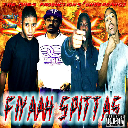 Fiyaah Spittas Vol.1 by Various Artists